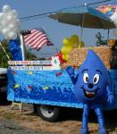 Wayne Drop and District Water Truck